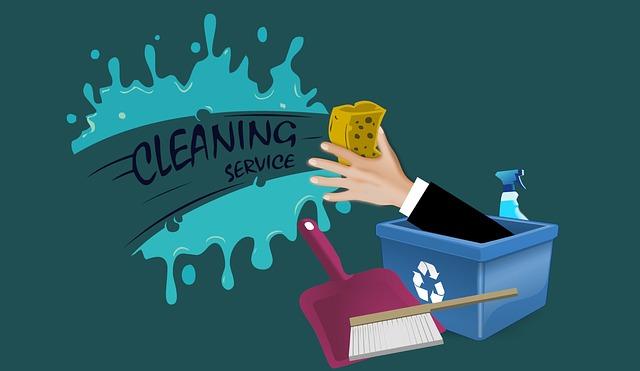 La importancia de mantener una buena limpieza en la oficina